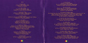 2xCD Booklet, pp. 4-5, US