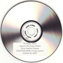 iTunes master CD disc, US